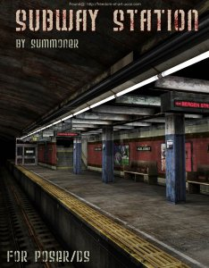 Subway Station-- Exclusive
