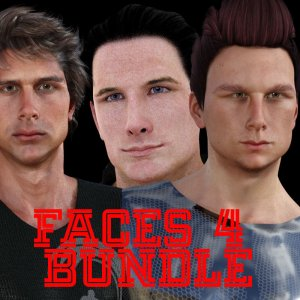 Faces 4 Bundle GM and M5-7