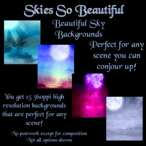 Skies So Beautiful (Exclusive)