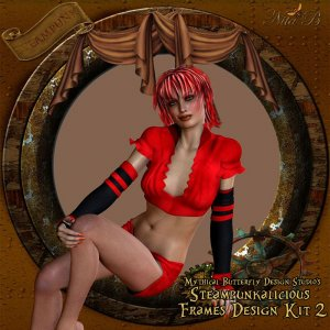 Steampunkalicious 2 (Exclusive)