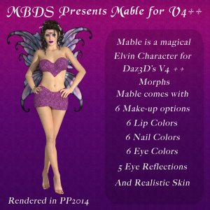 Mable V4 *Exclusive*