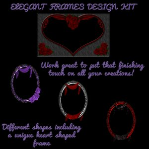 Elegant Frames Design Kit (Exclusive)