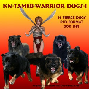 Warrior Dogs *Exc*