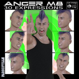 G8M-M8: Anger Expressions